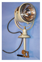 image of 7-inch sealed halogen searchlight