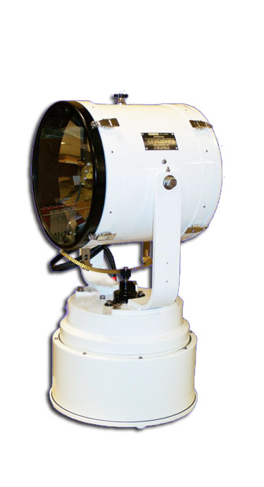 500 Watt Xenon Arc Marine Spotlight