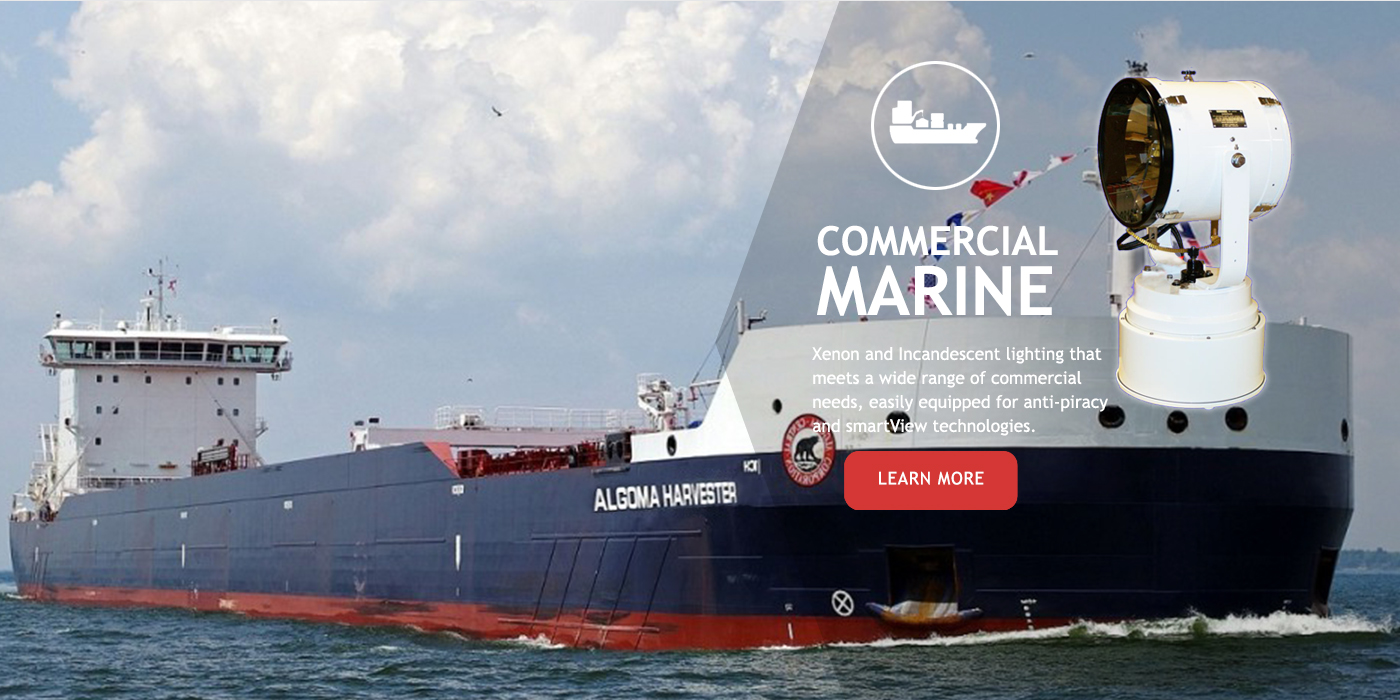CommercialRotator 1 carlisle & finch co top quality searchlights company for marine  at alyssarenee.co